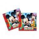 Serwetki papierowe Myszka Mickey 33x33cm 20szt