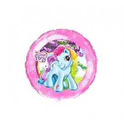 Balon foliowy Me little Pony 18 cali, 43 cm