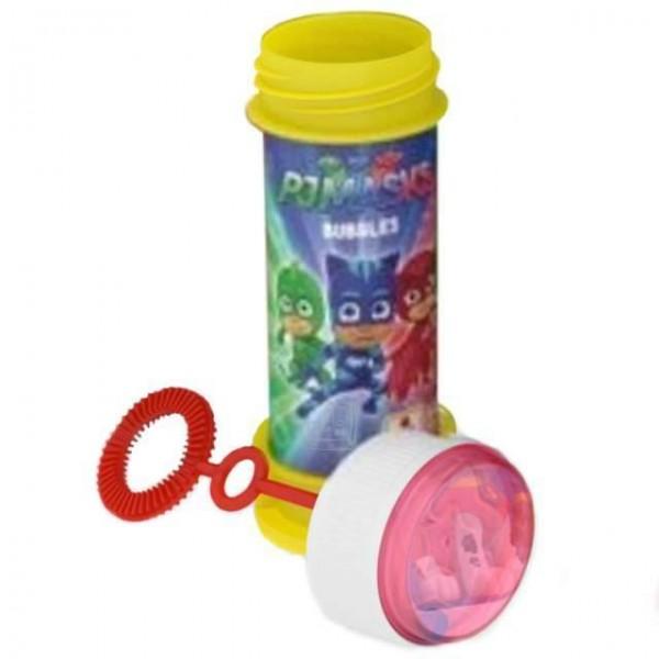 "Bańki mydlane ""PJ MASKS""PIDŻAMERSI z grą 60 ml"