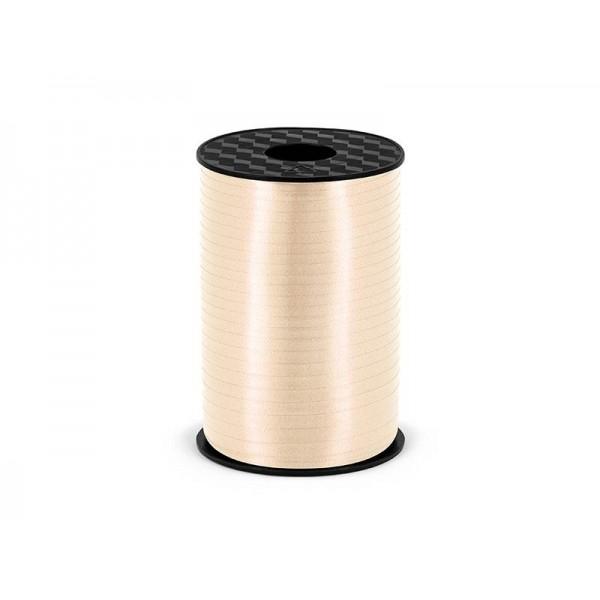 Wstążka kremowa 0.5cmx225m