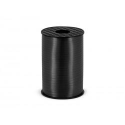Wstążka czarna 0.5cmx225m