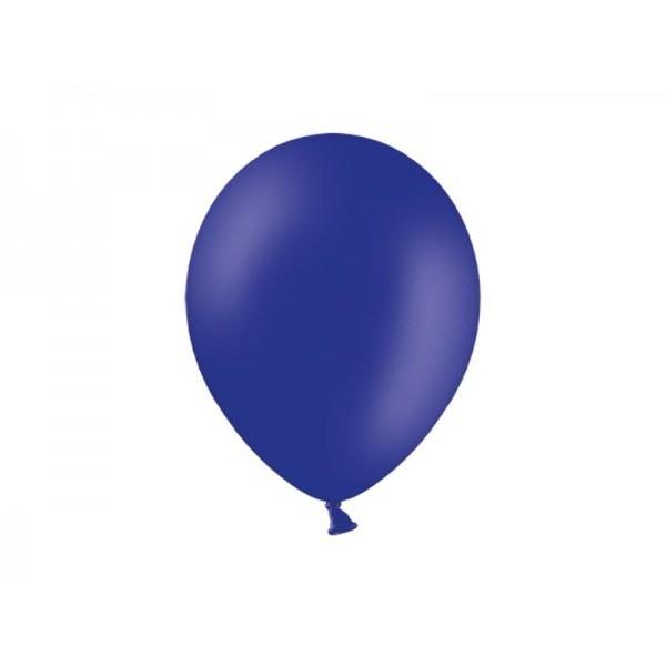 Balony pastelowe granatowe 25cm 100szt