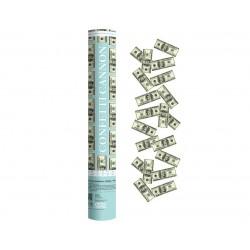 Tuba strzelająca dolary 40cm