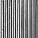 Słomki metaliczne papierowe srebrne 10szt