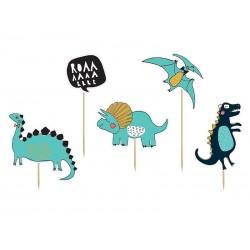 Toppery Dinozaury 5szt
