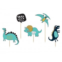 Toppery Dinozaury Dino Party 10,5-20cm 5szt