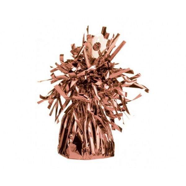 Ciężarek foliowy różowe złoto 145g
