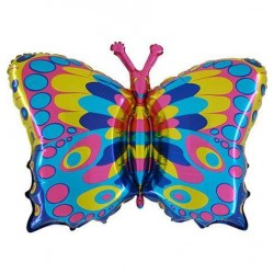 Balon foliowy Motyl 90x60cm