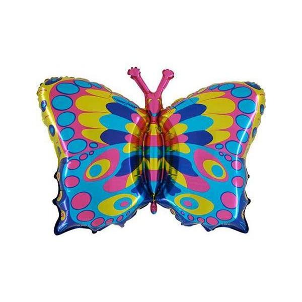 Balon foliowy Motyl