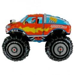 Balon foliowy Samochód Monster Truck  75x65cm