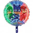 Balon foliowy Pj Masks Pidżamersi 18cali 46cm