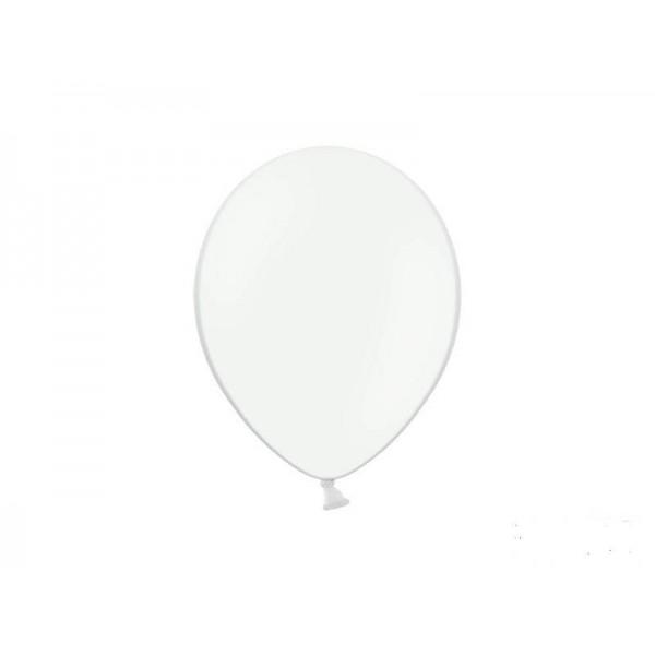 Balony pastelowe  białe 12cali 30cm 20szt Strong