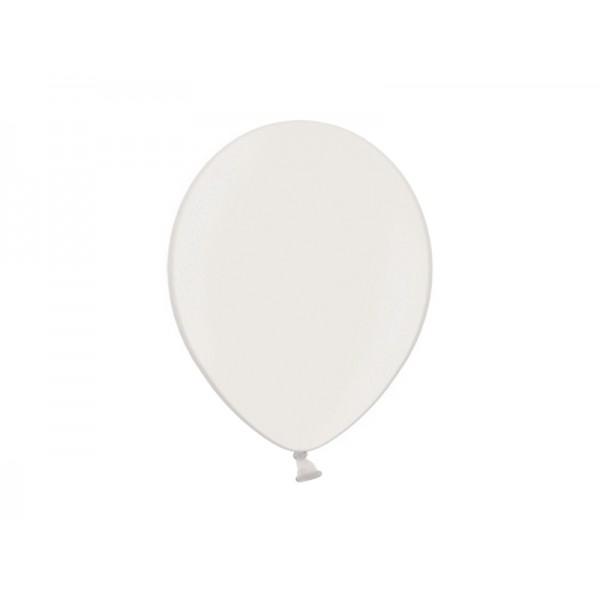 Balony metaliczne perłowe 10cali 26cm 100szt