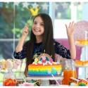 Świeczki urodzinowe Świnka Peppa 4szt