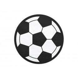 Serwetki papierowe Piłka Nożna 27x27cm