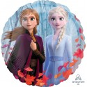 Balon foliowy Frozen 2 Kraina Lodu  45cm
