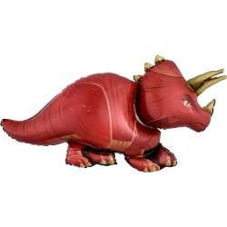 Balon foliowy Dinozaur Triceratops 41cali 106x60cm