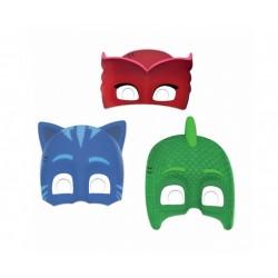 Maski papierowe Pidżamersi 6szt
