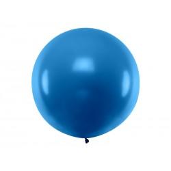 Balon Gigant pastelowy niebieski 1metr