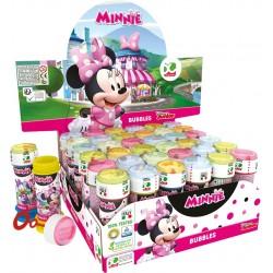 Bańki mydlane Myszka Minnie  z grą 60 ml