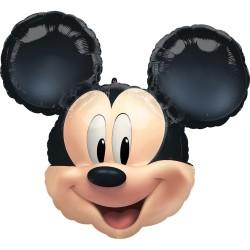 Balon foliowy Myszka Mickey 38cali 63x55cm