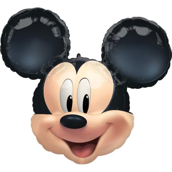 Balon foliowy Myszka Mickey 38cali 68x55cm