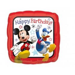 Balon foliowy Myszka Mickey 17cali 43cm