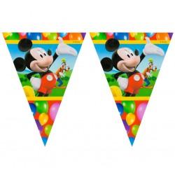 Baner foliowy flagi Myszka Mickey 230cm