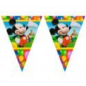 Baner flagi Myszka Mickey 230cm