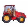 Balon foliowy Traktor czerwony 24cali 61cm