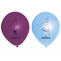 Balony lateksowe Kraina Lodu 2