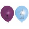Balony lateksowe Kraina Lodu 2 11cali 28cm 8szt