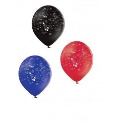 Balony pastelowe Kosmos mix kolorów 5szt