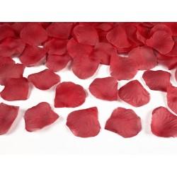Płatki róż czerwone 100szt