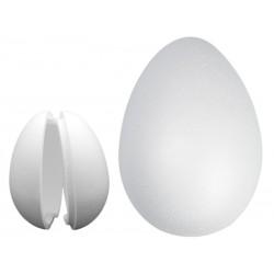 Jajko styropianowe puste 2 połówki 20cm