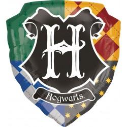Balon foliowy Herb Hogwartu 21cali 68x63cm