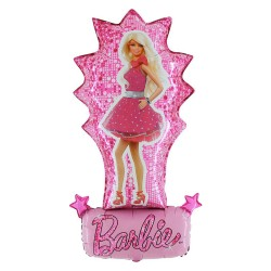 Balon foliowy Barbie Fashion 21cali