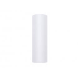 Tiul w rolce biały 0,15cmx9m