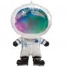 Balon foliowy Astronauta holograficzny 28cali