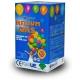 Jednorazowa butla z helem 0,42m3 na 50 sztuk balonów