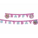 Baner Happy Birthday LOL 210cm