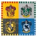 Serwetki papierowe Harry Potter 25x25cm 16szt