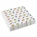 Serwetki papierowe Dinozaury 25x25cm 20szt