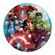 Talerzyki papierowe Might Avengers 20cm 8szt