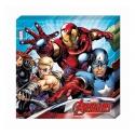 Serwetki papierowe Mighty Avengers 33x33cm 20szt