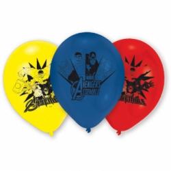 Balony lateksowe  Avengers 23cm 6szt