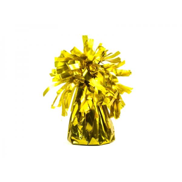 Ciężarek foliowy złoty 130g