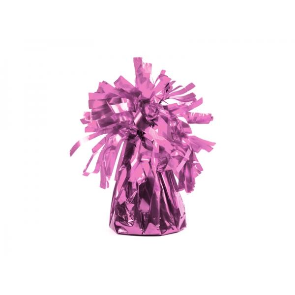 Ciężarek foliowy różowy 130g