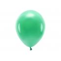 Balony Eco pastelowe zielone 12cali 30cm 10szt