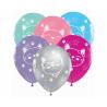 Balony lateksowe Kotki 12cali 30cm 5szt